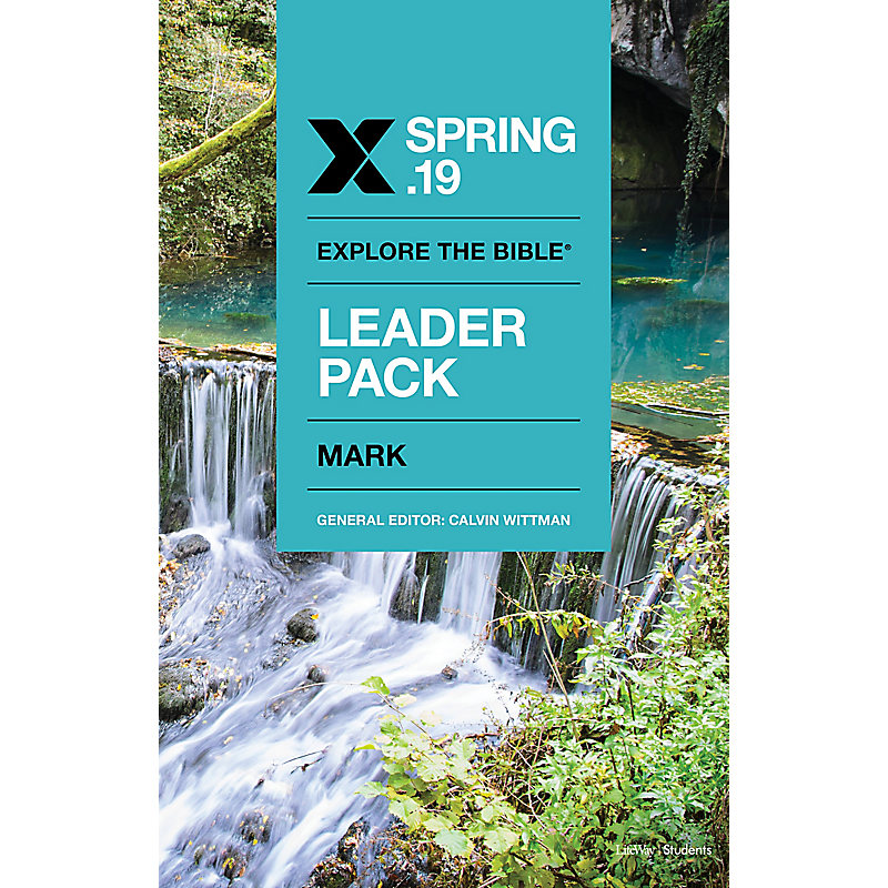 Explore the Bible: Students Leader Pack - Spring 2019