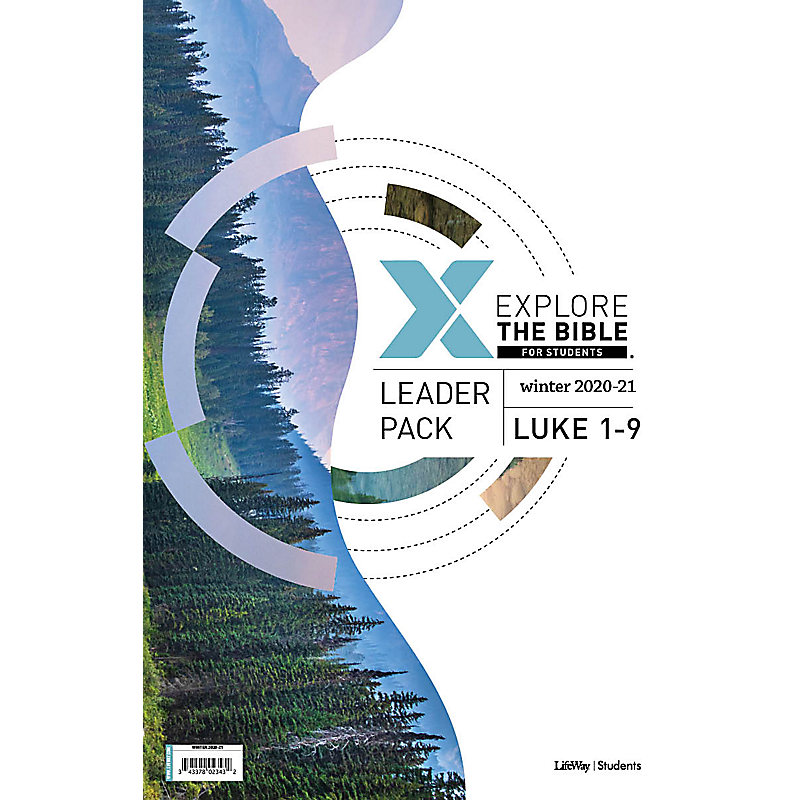 Explore the Bible: Students - Leader Pack - Winter 2020-21
