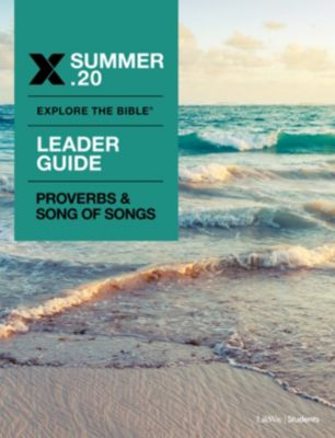 Explore the Bible Student Leader Guide