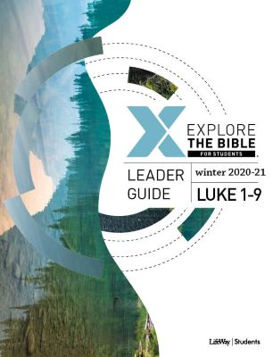 Explore the Bible Leader Guide