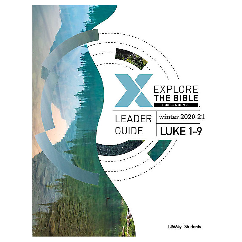 Explore the Bible: Students - Leader Guide - Winter 2020-21