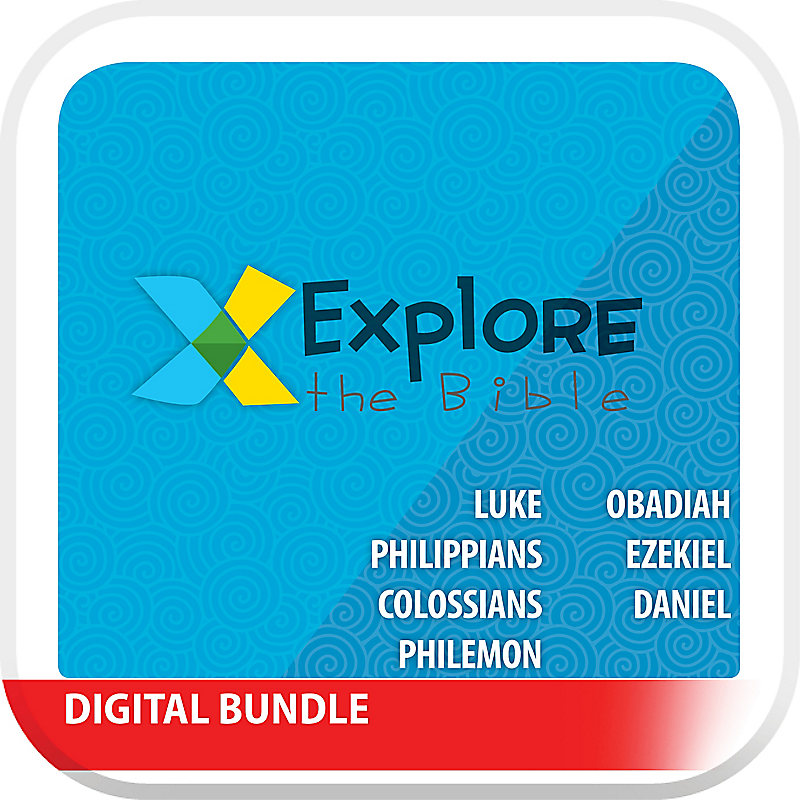 Explore the Bible: Babies & Toddlers Leader Pack Digital - Winter 2020