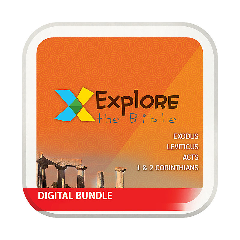 Explore the Bible: Kids Enhanced Digital Video Bundle Summer 2018