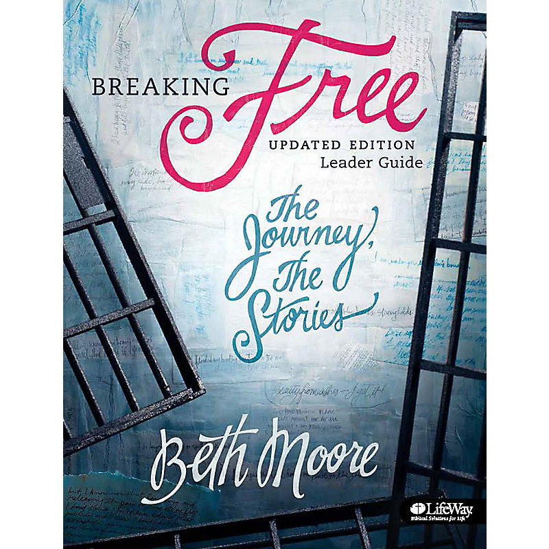 Breaking Free - Leader Guide eBook