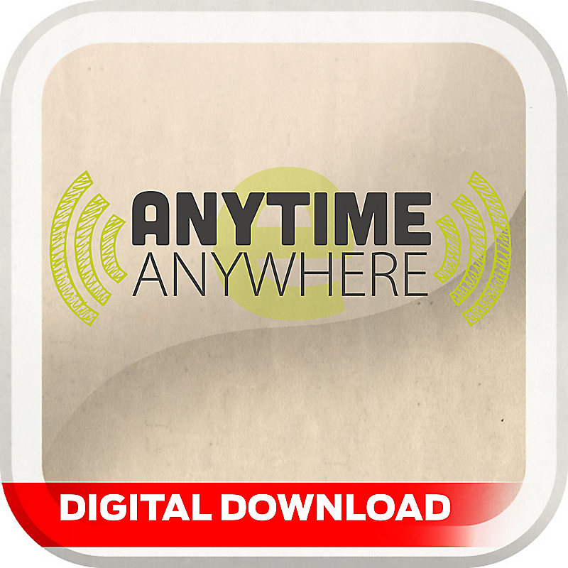 Anytime, Anywhere - Preschool - The Acts