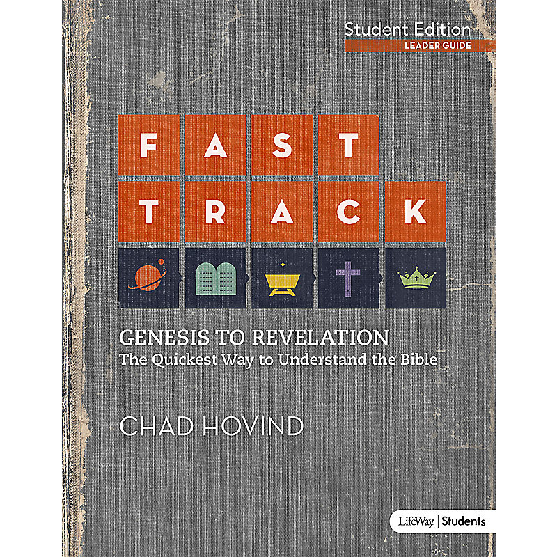 Fast Track - Student Leader Guide