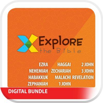 Explore the Bible Quarterly Digital Bundle
