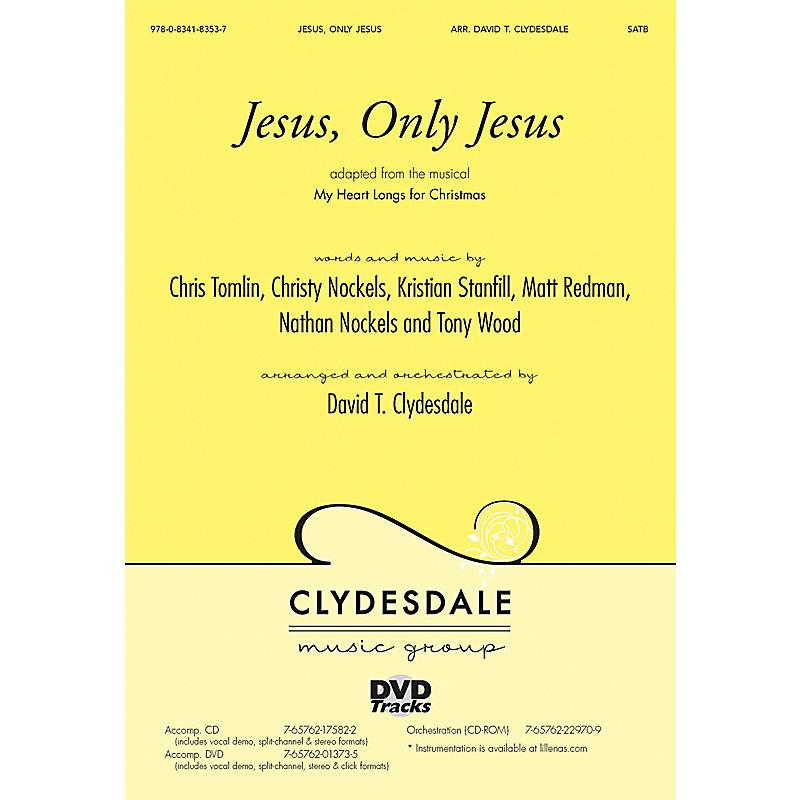 Jesus, Only Jesus - Anthem