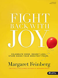 Cover of Fight Back with Joy by Margaret Feinberg
