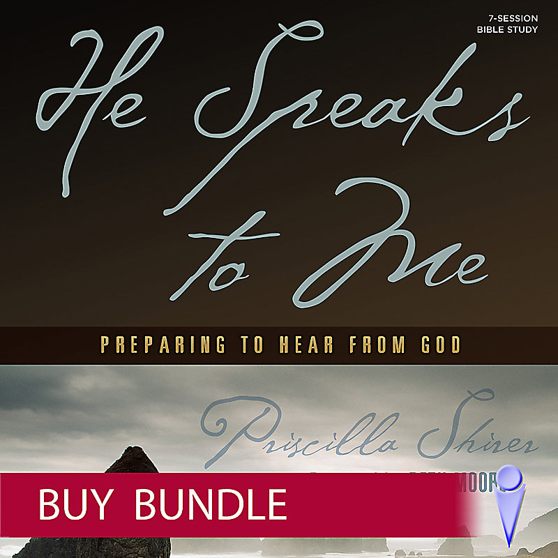 He Speaks to Me - Video Bundle - Individual Use - Buy