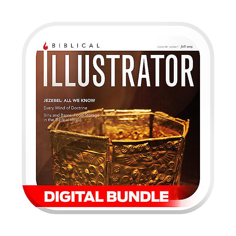 Biblical Illustrator - Fall 2019 - Digital