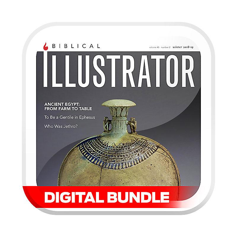 Biblical Illustrator - Winter 2019 - Digital