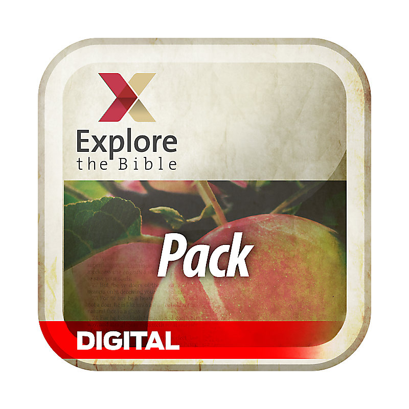 Explore the Bible: Adult Leader Pack - Digital - Fall 2018