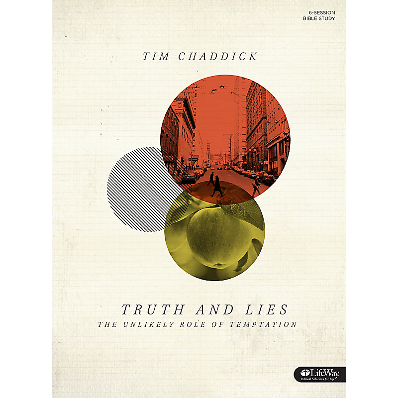 Truth and Lies - Bible Study Book