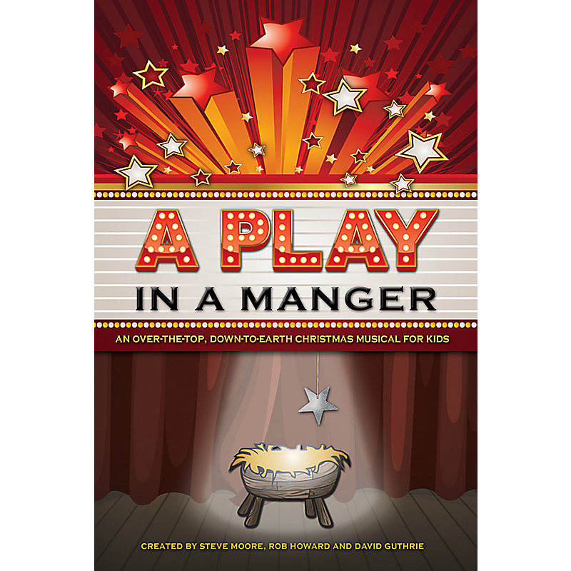 A Play in a Manger Choral Book