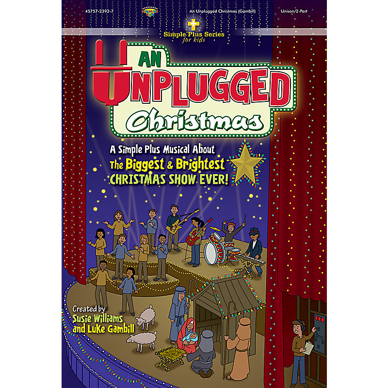 An Unplugged Christmas Choral Book