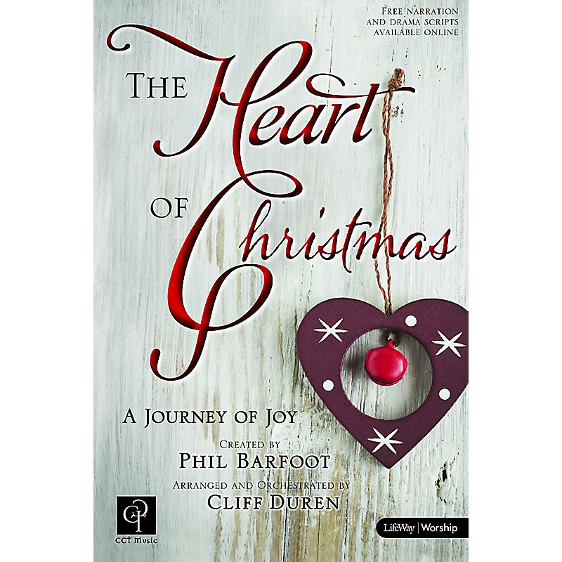 The Heart Of Christmas.The Heart Of Christmas Choral Book Min 10