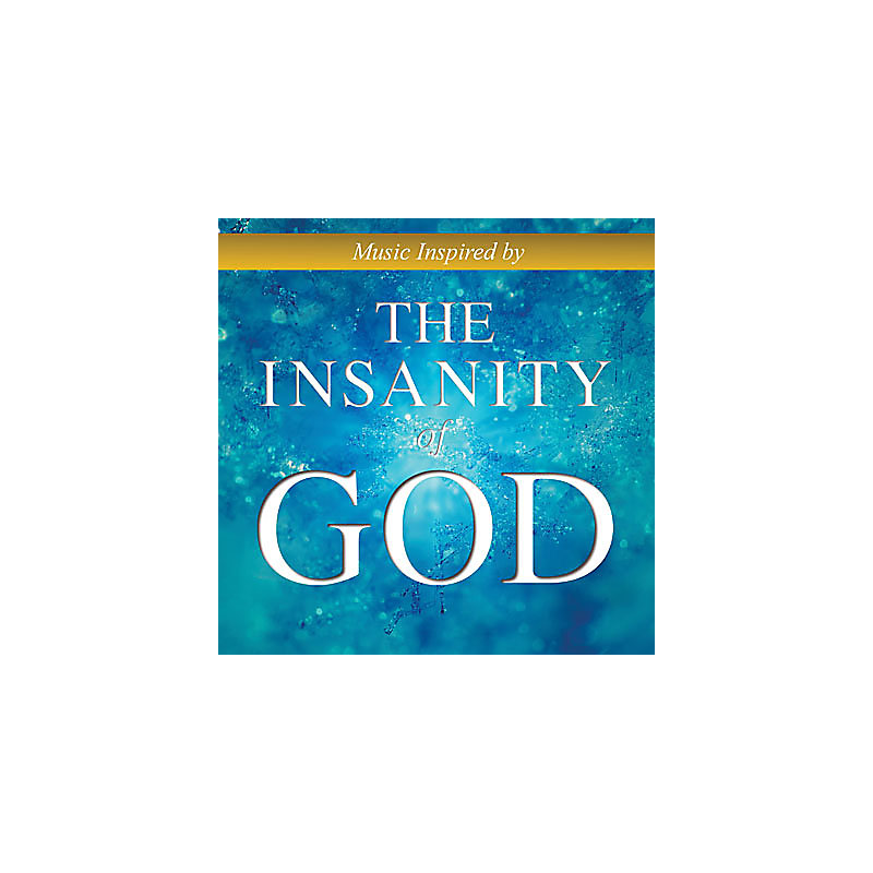 Music Inspired by The Insanity of God CD