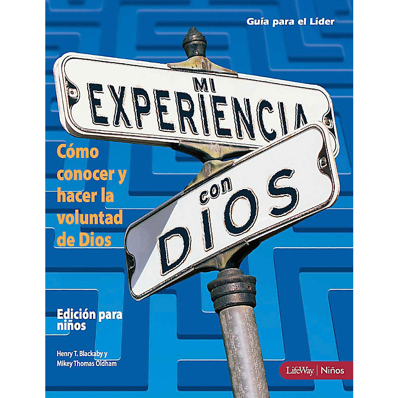 Experiencing God Preteen Edition - Leader Guide (Spanish)