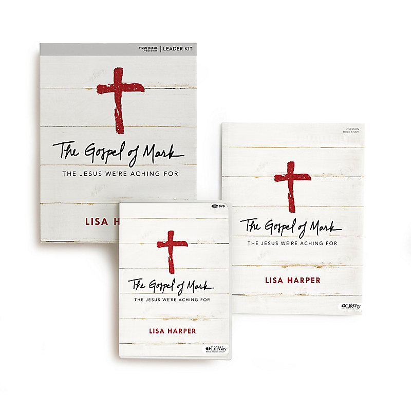 The Gospel of Mark Leader Kit