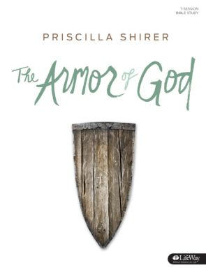 Cover of Priscilla Shirer's the Armor of God
