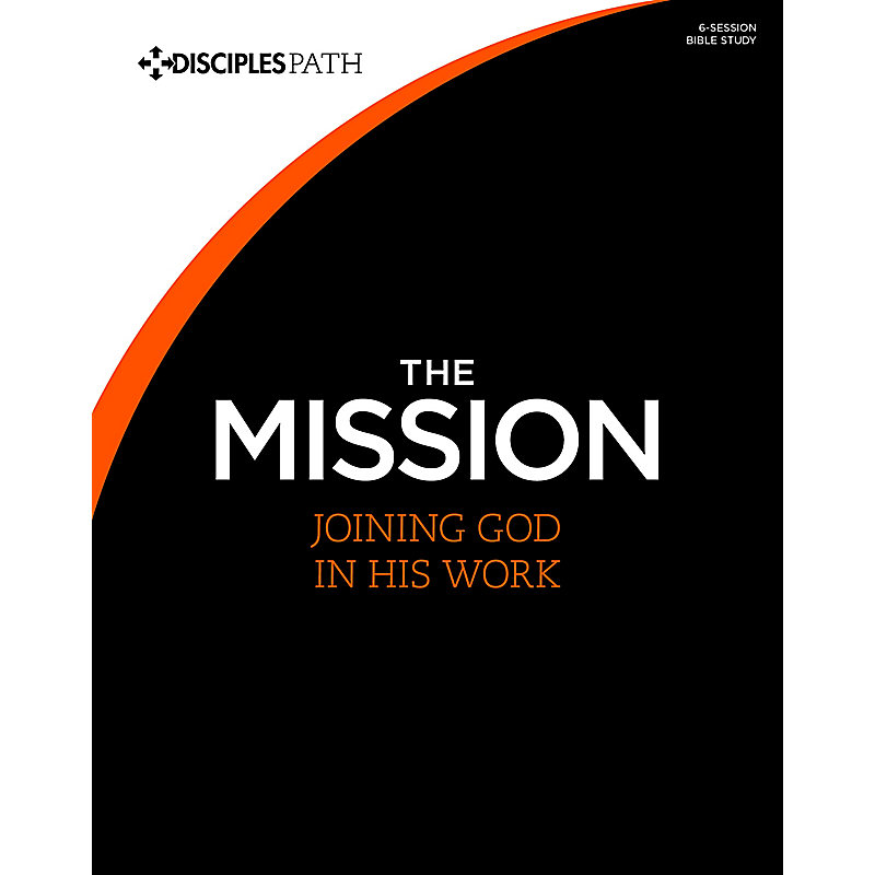 The Mission - Bible Study Book