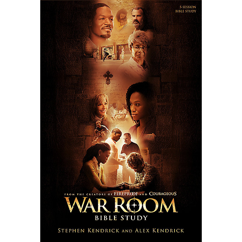 War Room Bible Study - Bible Study Book