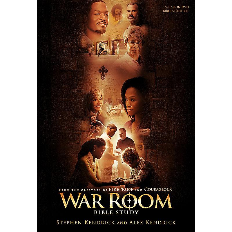 War Room Bible Study - Leader Kit