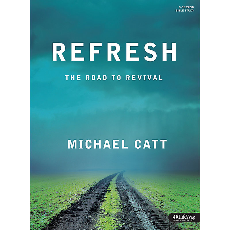 Refresh - Bible Study Book