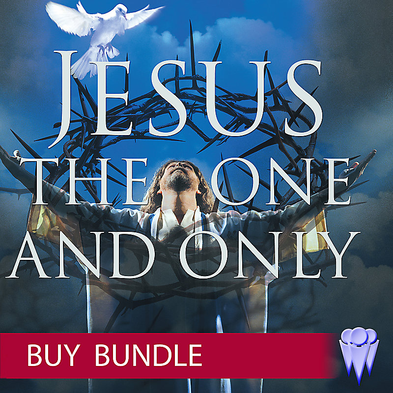 Jesus the One and Only - Video Bundle - Group Use (Buy)