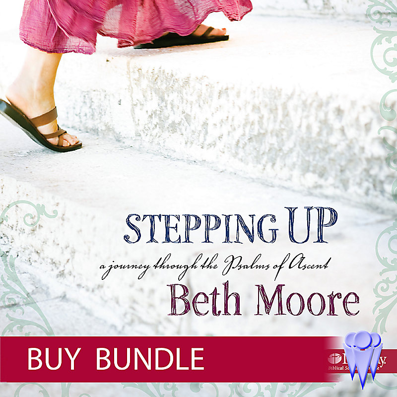 Stepping Up- Video Bundle - Group Use - Buy