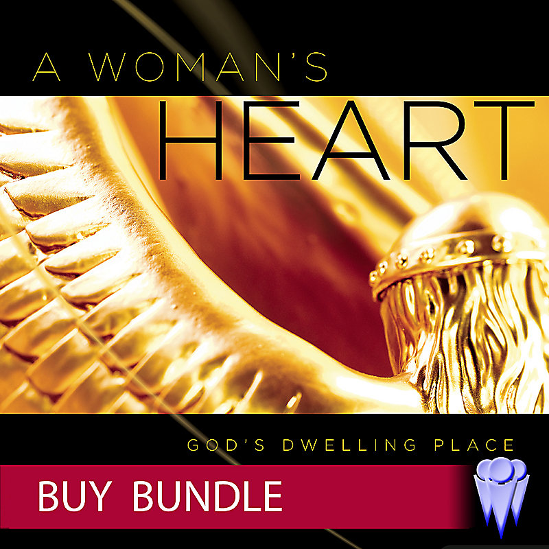 A Woman's Heart - Video Bundle - Group Use - Buy