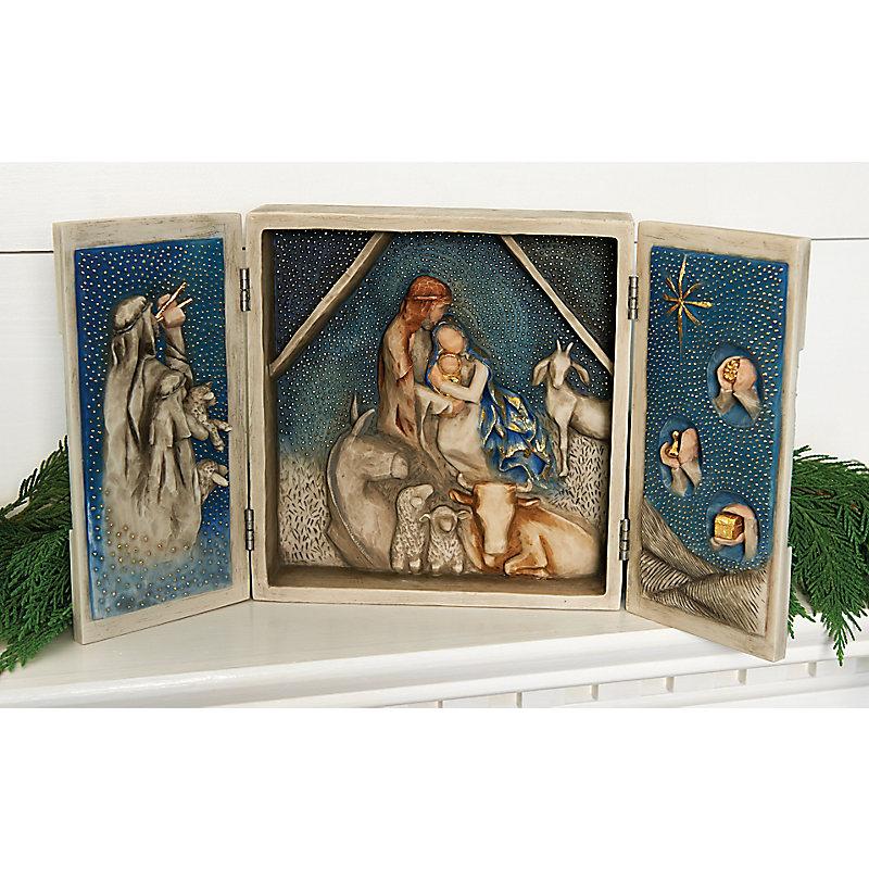 Willow Tree: Starry Night Nativity