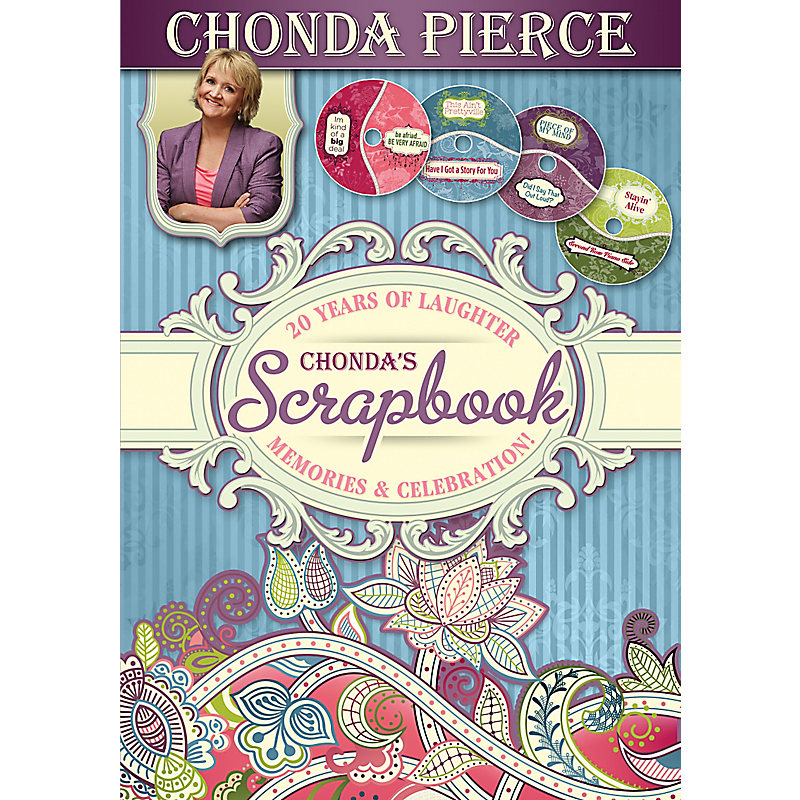 Chonda's Scrapbook DVD
