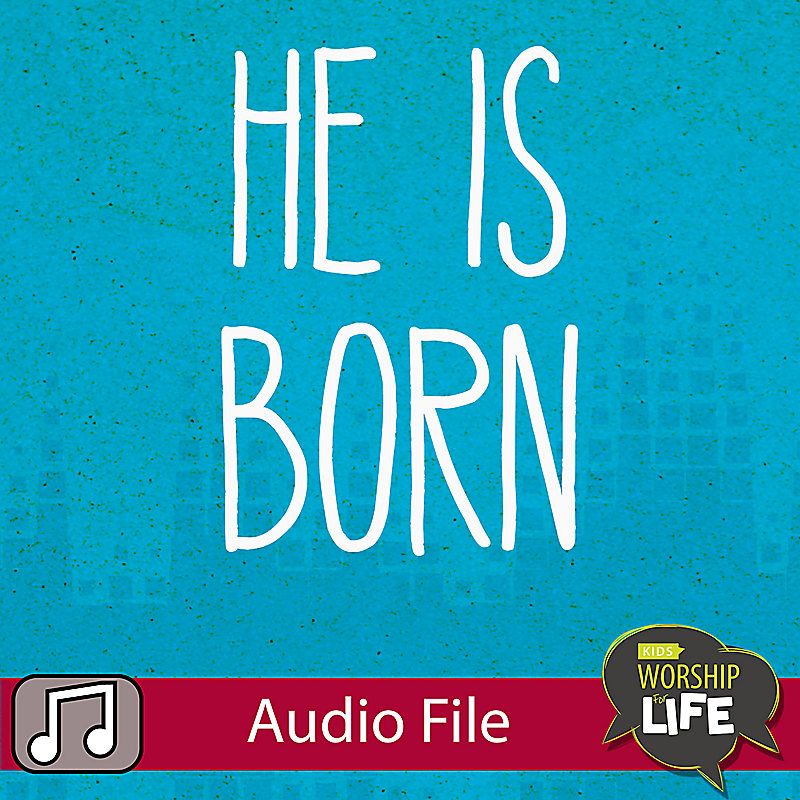 LIfeWay Kids Worship: He Is Born - Instrumental