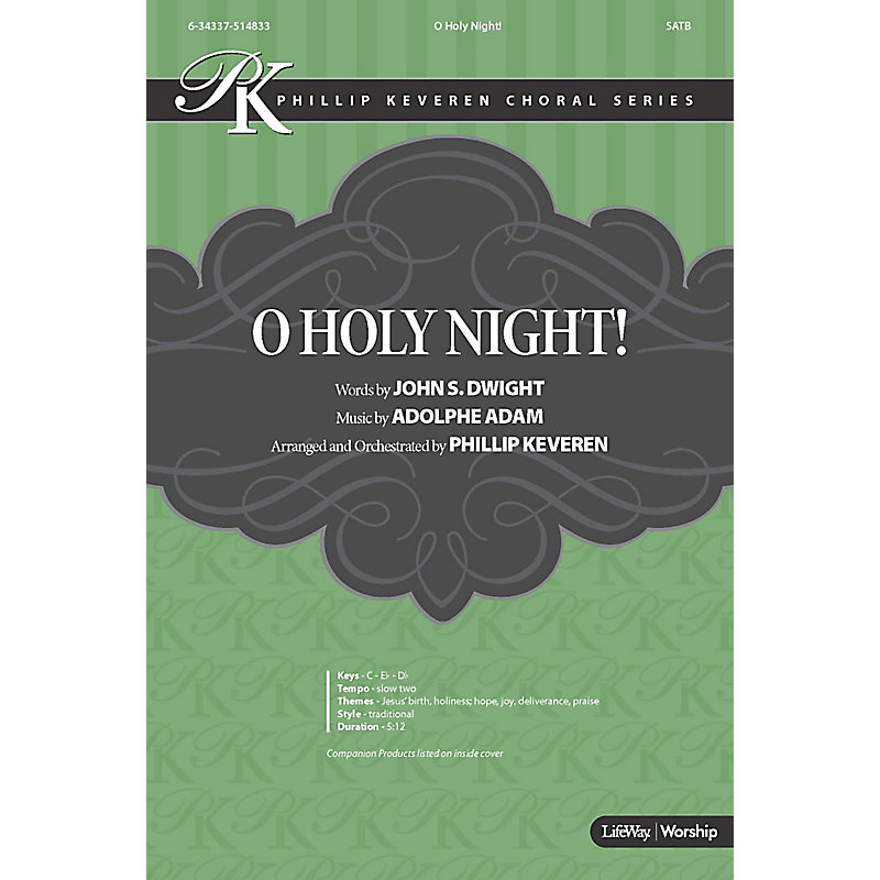 O Holy Night! - Orchestration CD-ROM