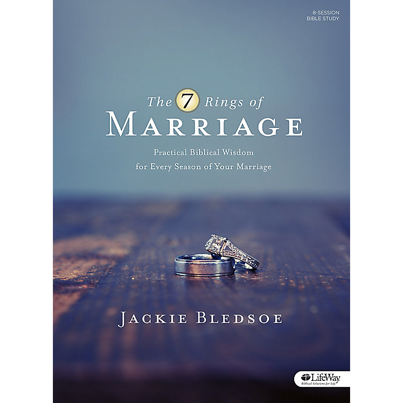 7 Rings of Marriage Bible Study Book