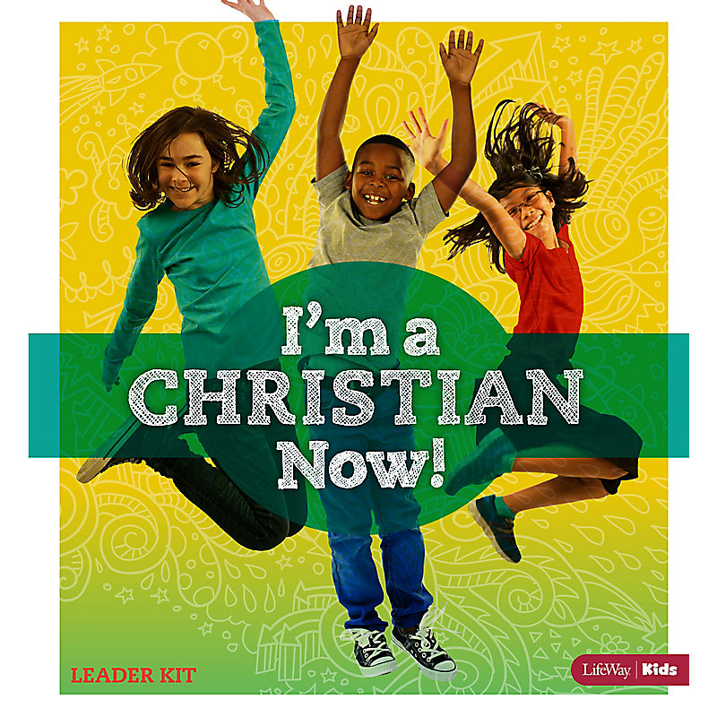 I'm a Christian Now! - Leader Kit