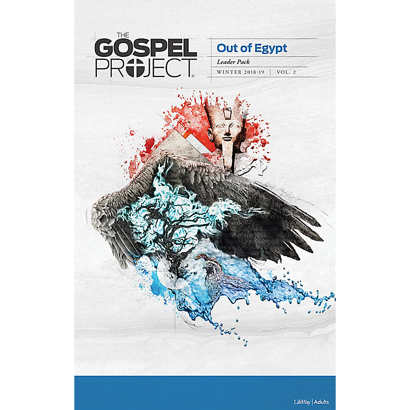 The Gospel Project for Adults: Leader Pack - Winter 2019