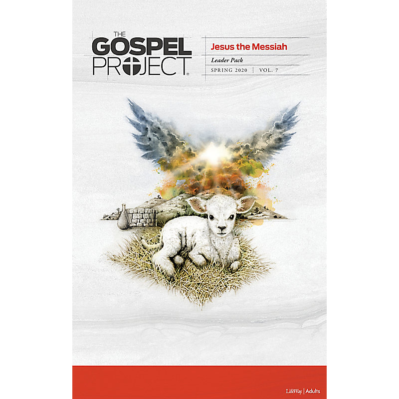 The Gospel Project for Adults: Leader Pack - Spring 2020