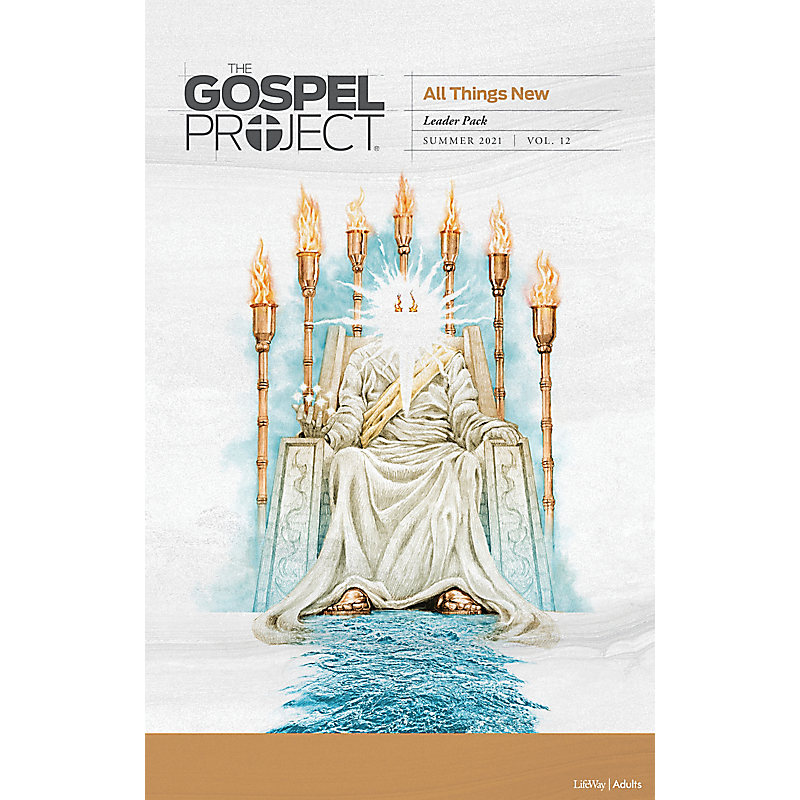 The Gospel Project for Adults: Leader Pack - Summer 2021