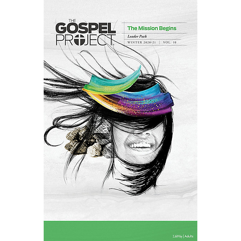 The Gospel Project for Adults: Leader Pack - Winter 2021
