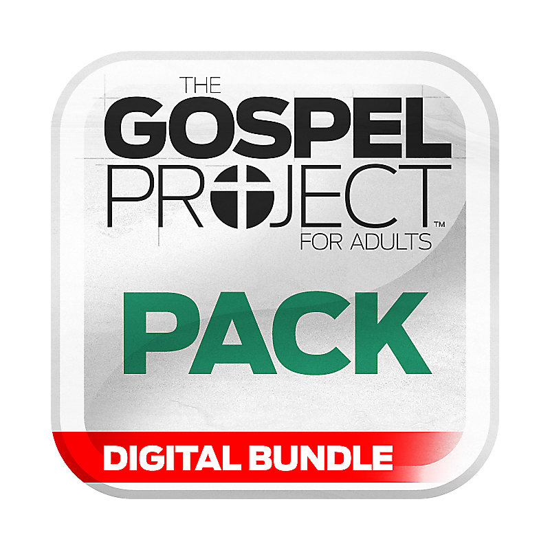 The Gospel Project for Adults: Leader Pack - Digital - Fall 2018