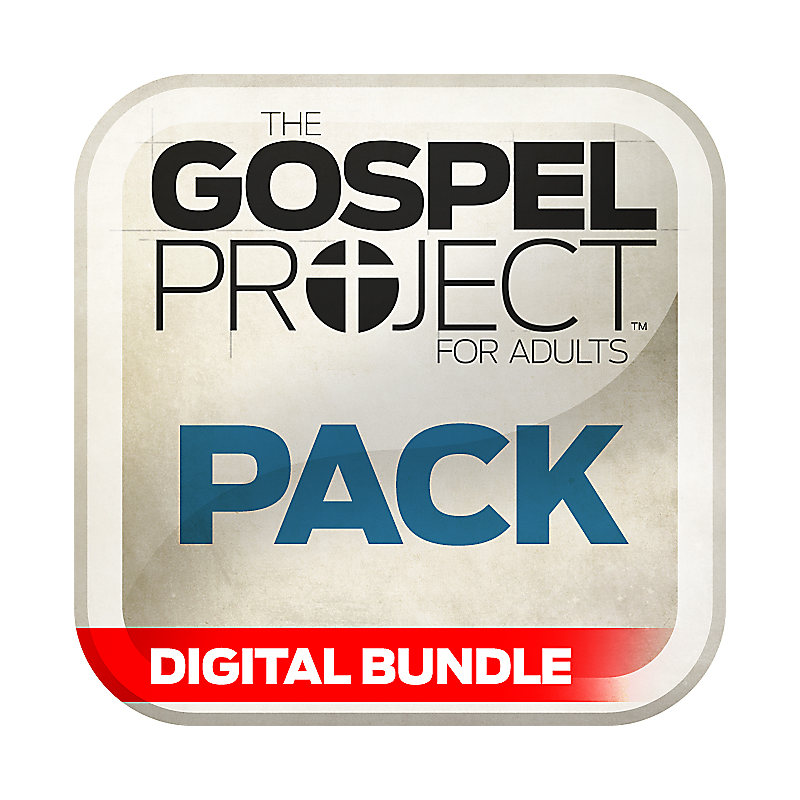 The Gospel Project for Adults: Leader Pack - Digital - Summer 2018