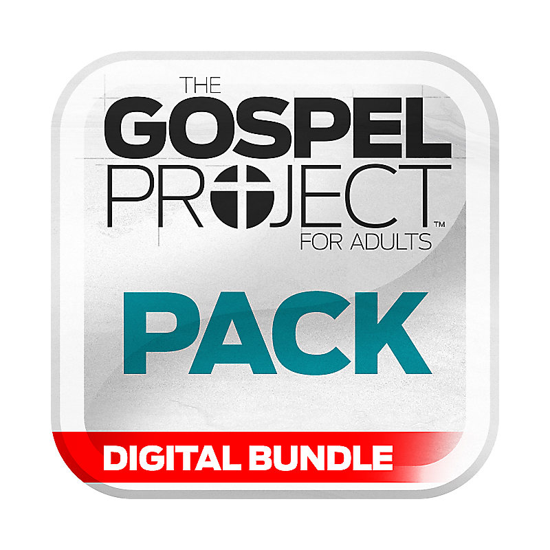 The Gospel Project for Adults: Leader Pack - Spring 2020 - Digital