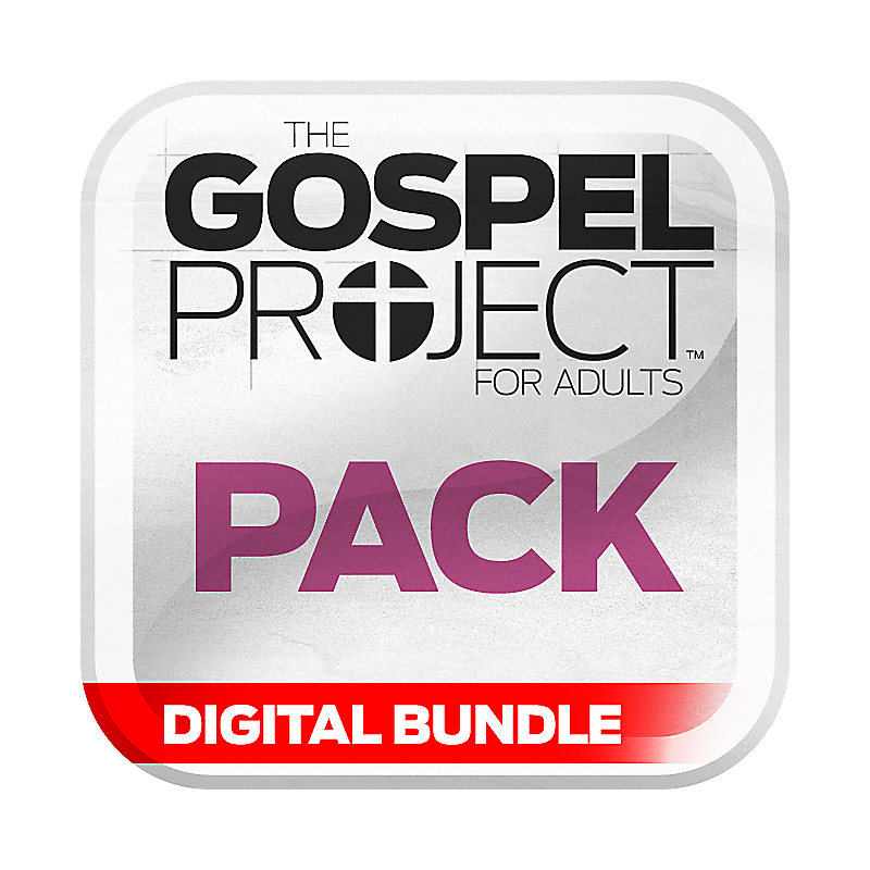 The Gospel Project for Adults: Leader Pack - Winter 2020 - Digital