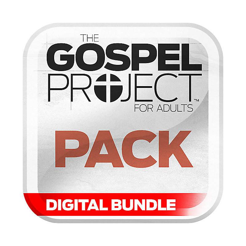 The Gospel Project for Adults: Leader Pack - Spring 2021 - Digital