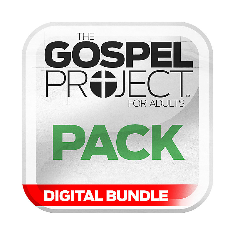 The Gospel Project for Adults: Leader Pack - Winter 2021 - Digital