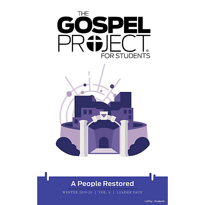 The Gospel Project for Students: Leader Pack - Winter 2020