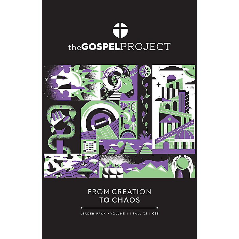 The Gospel Project: Students - Leader Pack - Fall 2021